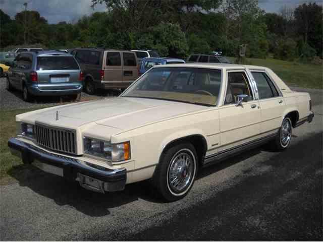 1984 Mercury Grand Marquis | 1029696