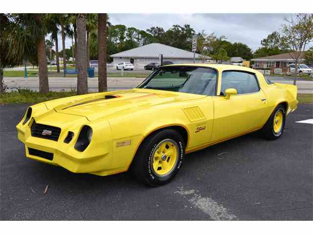 1978 Chevrolet Camaro | 1029705