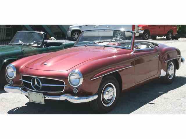 1958 Mercedes-Benz 190SL | 1029707