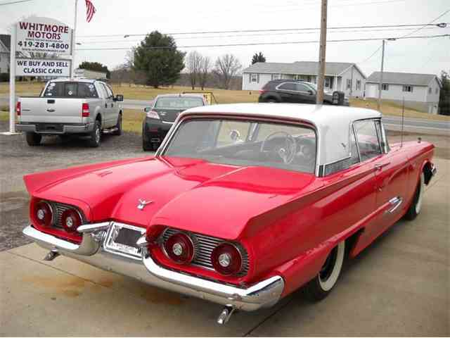 1959 Ford Thunderbird | 1029712