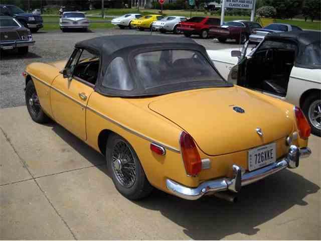 1974 MG MGB | 1029714