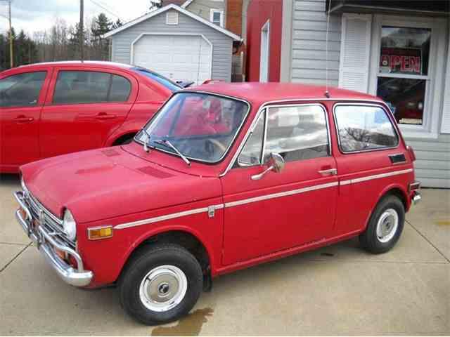 1971 Honda Coupe | 1029716