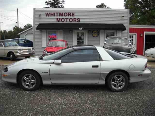 1997 Chevrolet Camaro | 1029724