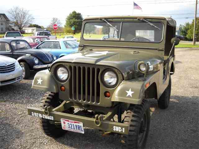Picture of '55 CJ5 - M2JH