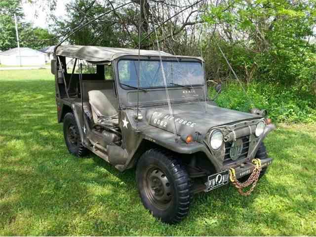 1965 Jeep CJ5 | 1029728