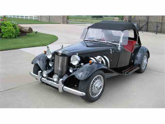 1952 MG TD   1020973