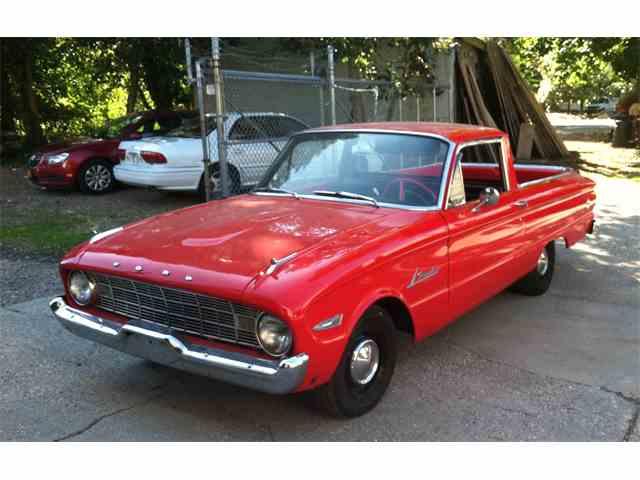 1960 Ford Ranchero | 1029743