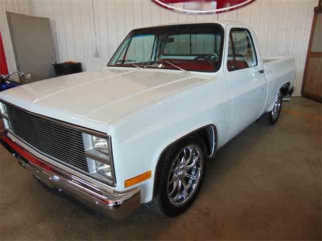 1981 Chevrolet Silverado | 1029748