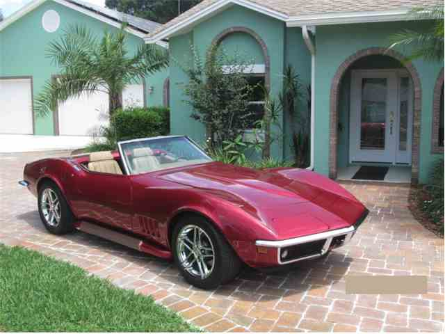 Picture of '69 Corvette - M2K5