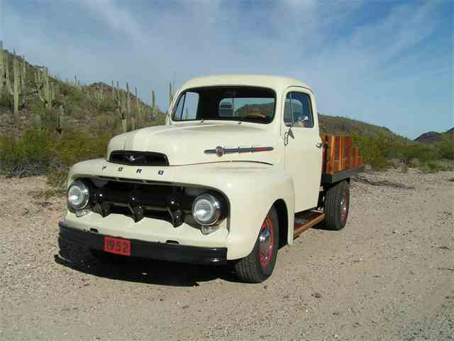 1952 Ford F1 | 1029750