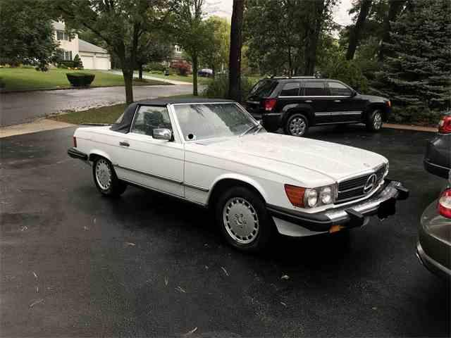 1989 Mercedes-Benz SL-Class | 1029754