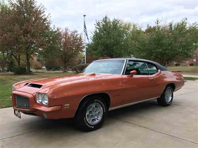 1971 Pontiac GTO | 1029757
