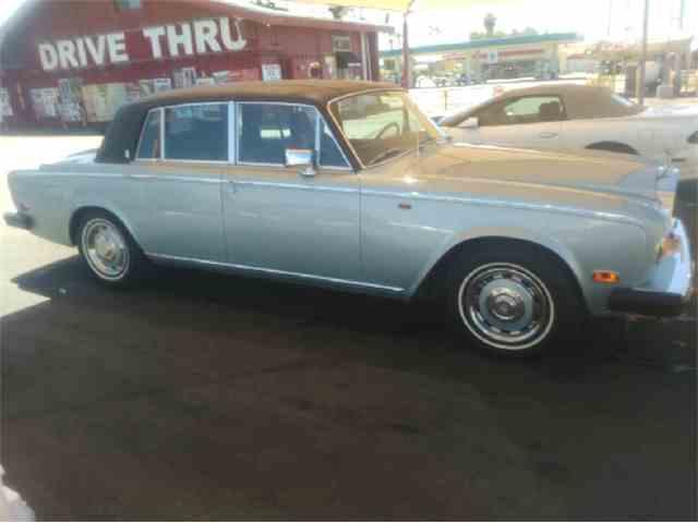 1975 Rolls-Royce Silver Shadow II | 1029760
