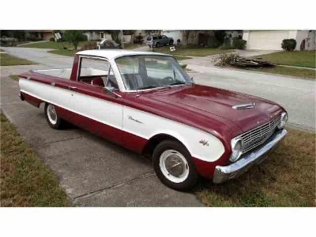 1963 Ford Ranchero | 1029773