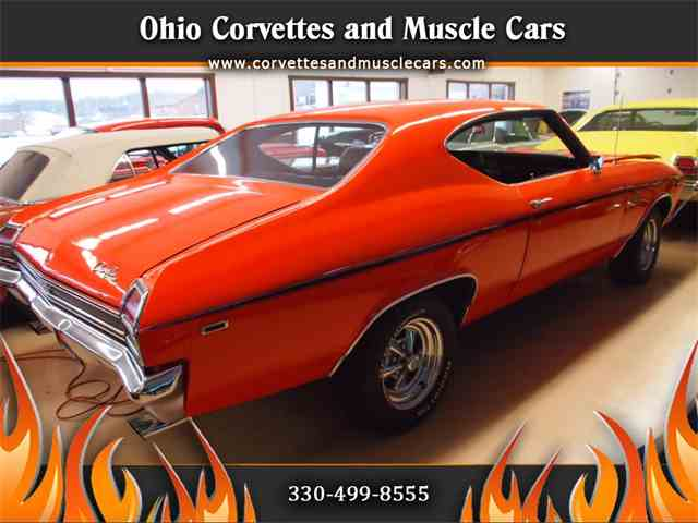 1969 Chevrolet Chevelle | 1029775