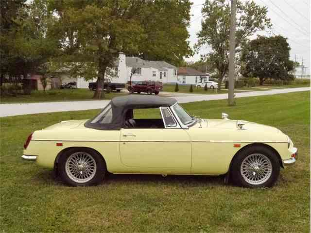 Picture of '69 MGC - M2KW