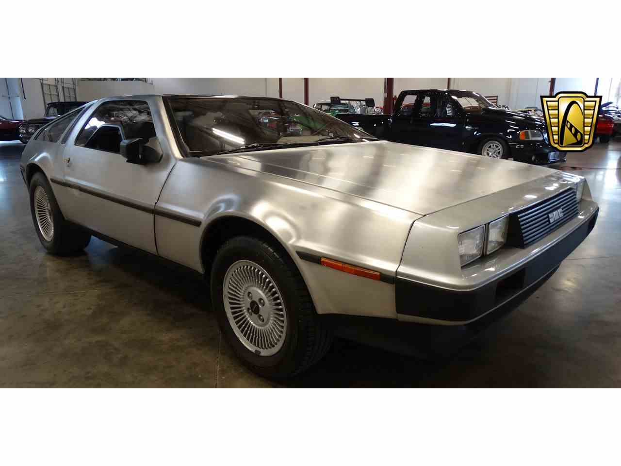 Large Picture of '81 DMC-12 located in Tennessee - $29,995.00 - M2L4