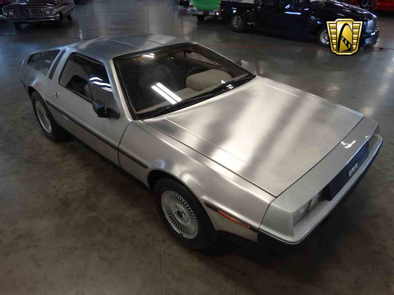 Large Picture of '81 DeLorean DMC-12 Offered by Gateway Classic Cars - Nashville - M2L4