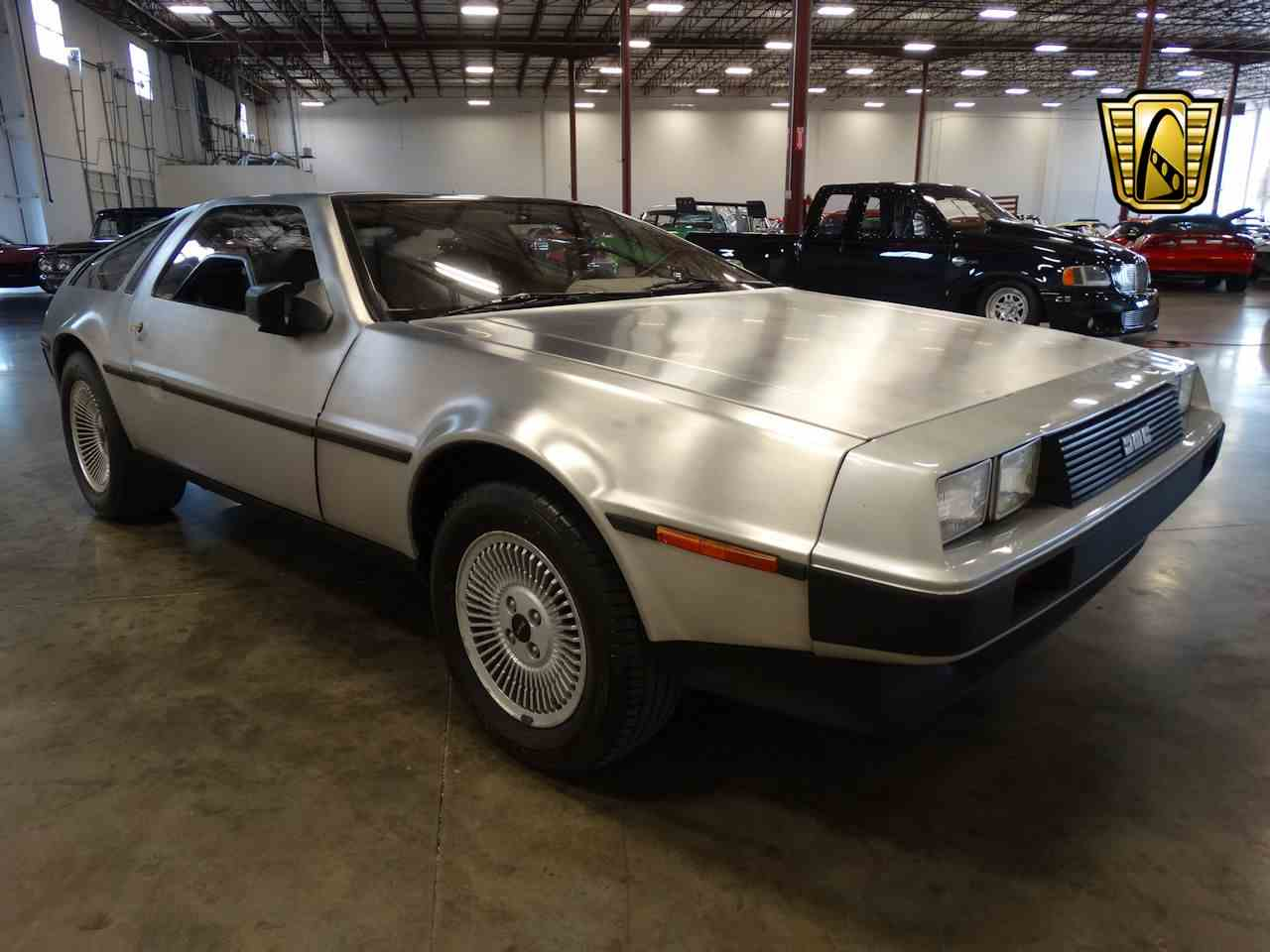 Large Picture of 1981 DMC-12 located in La Vergne Tennessee - $29,995.00 Offered by Gateway Classic Cars - Nashville - M2L4