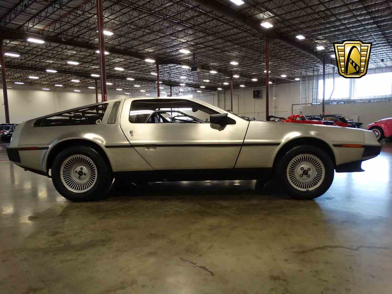 Large Picture of '81 DeLorean DMC-12 located in Tennessee Offered by Gateway Classic Cars - Nashville - M2L4