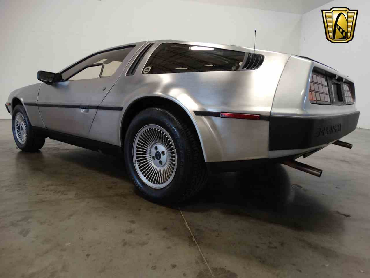 Large Picture of '81 DeLorean DMC-12 located in La Vergne Tennessee - $29,995.00 Offered by Gateway Classic Cars - Nashville - M2L4