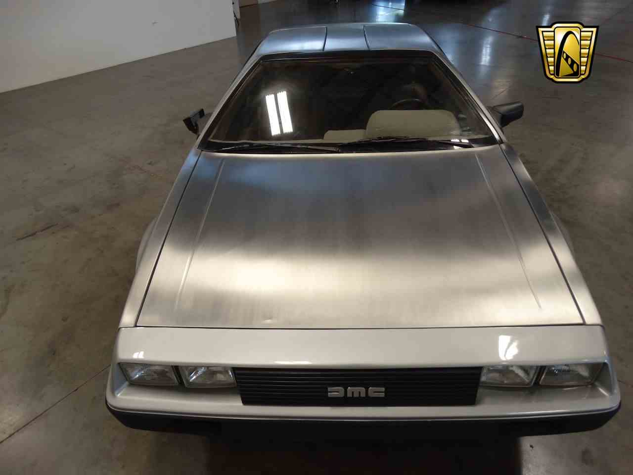 Large Picture of '81 DeLorean DMC-12 located in Tennessee - $29,995.00 - M2L4