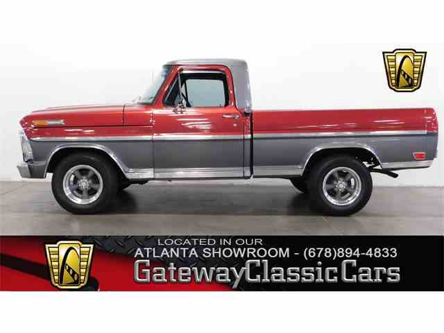 1969 Ford F100 | 1029788