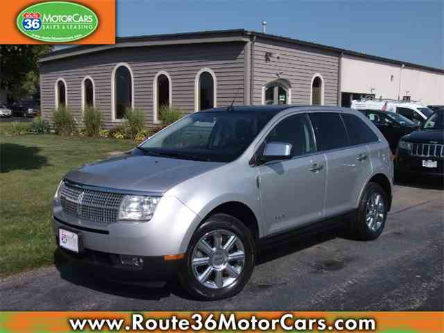 2009 Lincoln MKX | 1020979