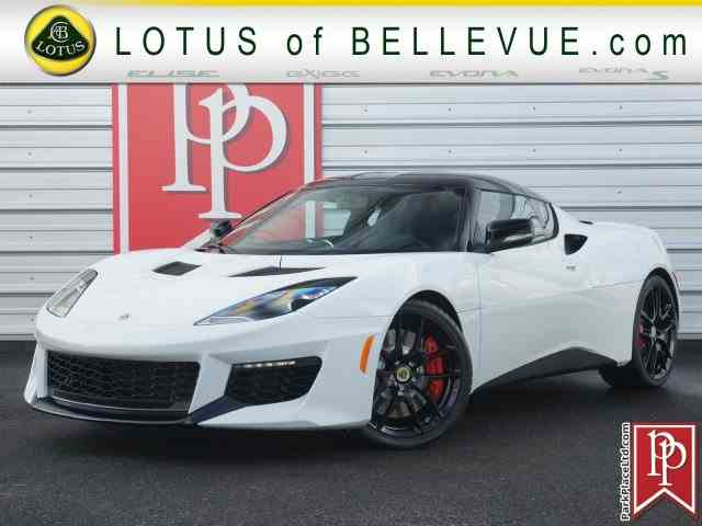 Classic lotus evora for sale on for Park place motors bellevue