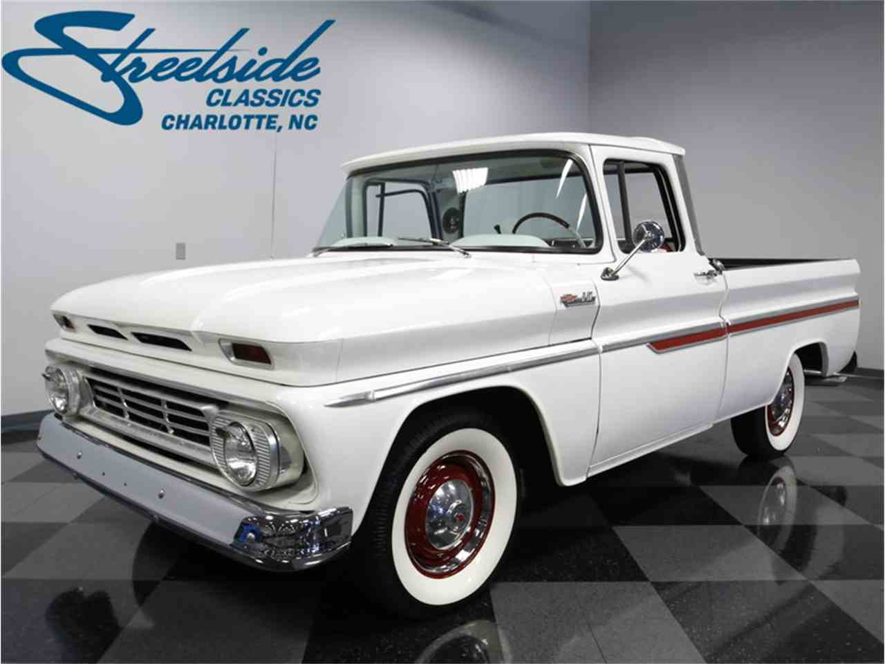 Large Picture of 1962 Chevrolet C10 located in North Carolina - $19,995.00 Offered by Streetside Classics - Charlotte - LV42