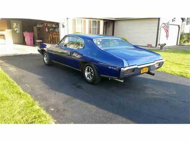 1968 Pontiac GTO | 1029800