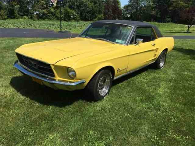 1967 Ford Mustang | 1029801