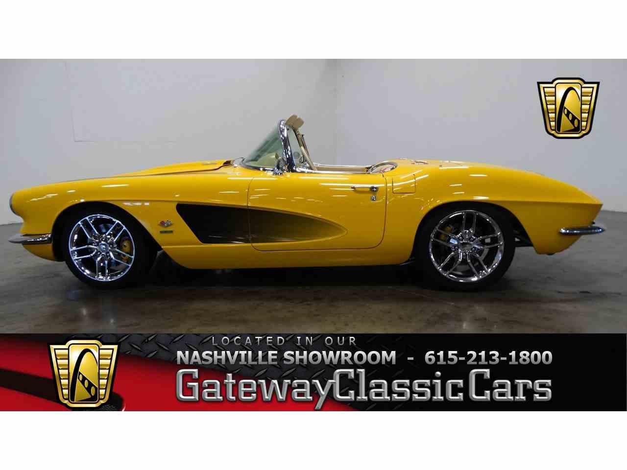 1962 Chevrolet Corvette for Sale - CC-1029807