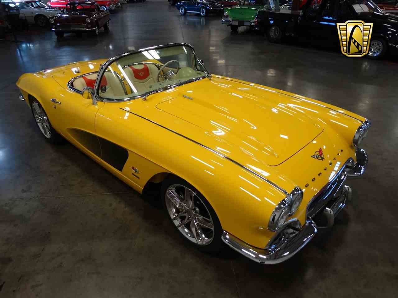 Large Picture of Classic '62 Chevrolet Corvette Offered by Gateway Classic Cars - Nashville - M2LR