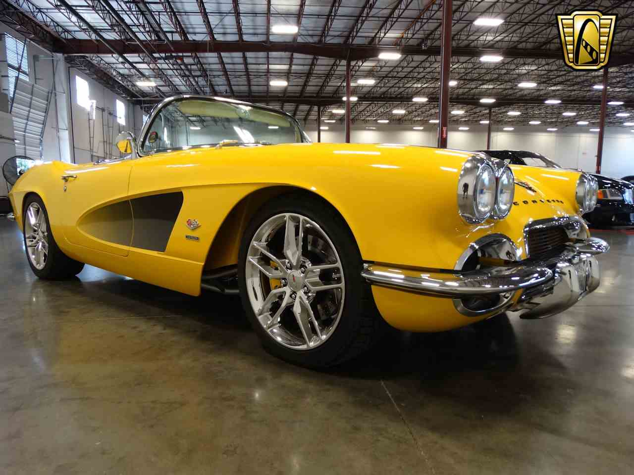 Large Picture of '62 Corvette Offered by Gateway Classic Cars - Nashville - M2LR