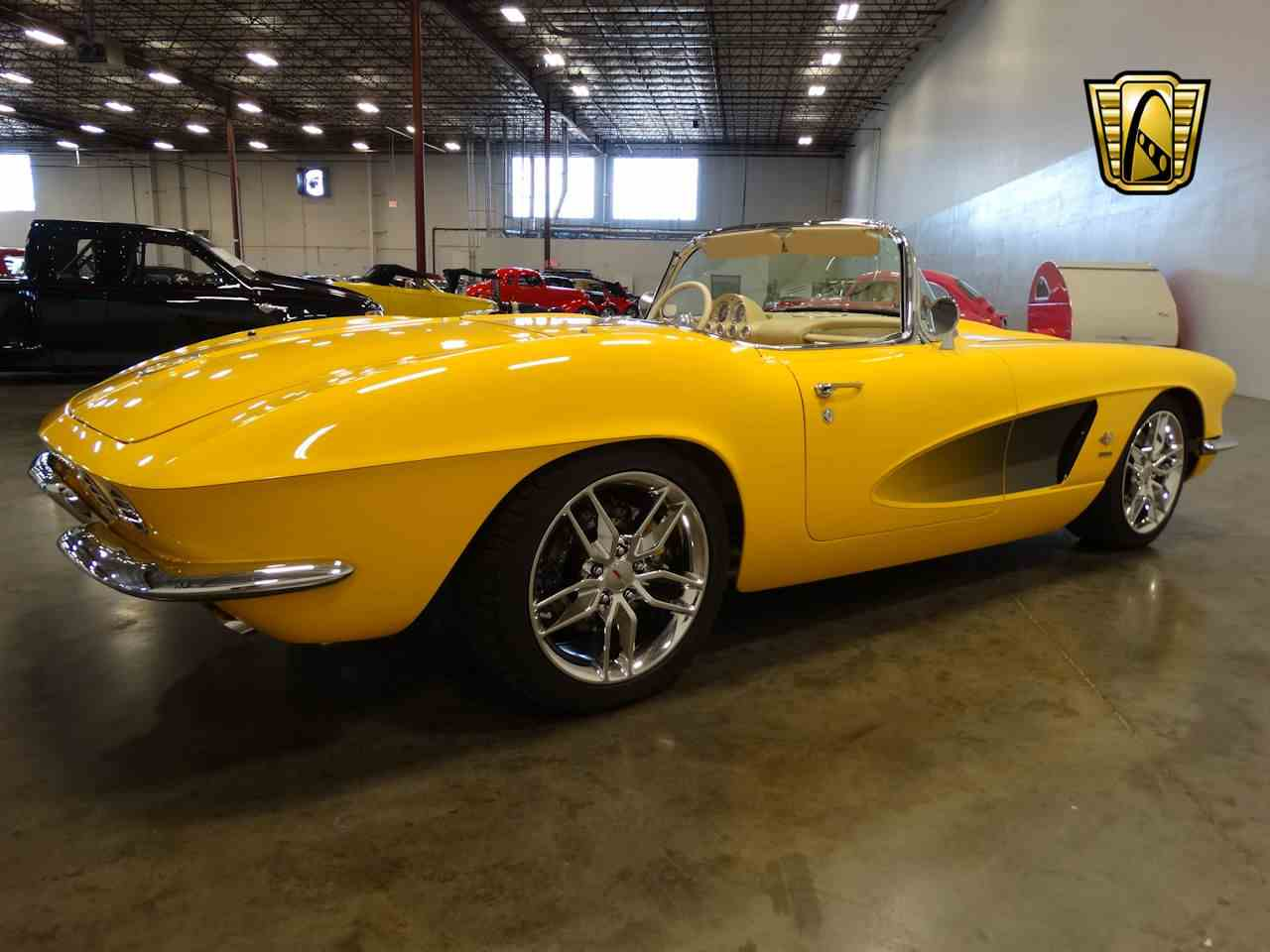 Large Picture of Classic 1962 Chevrolet Corvette - M2LR