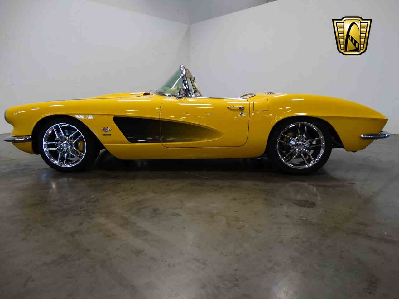 Large Picture of 1962 Corvette located in Tennessee - $210,000.00 Offered by Gateway Classic Cars - Nashville - M2LR
