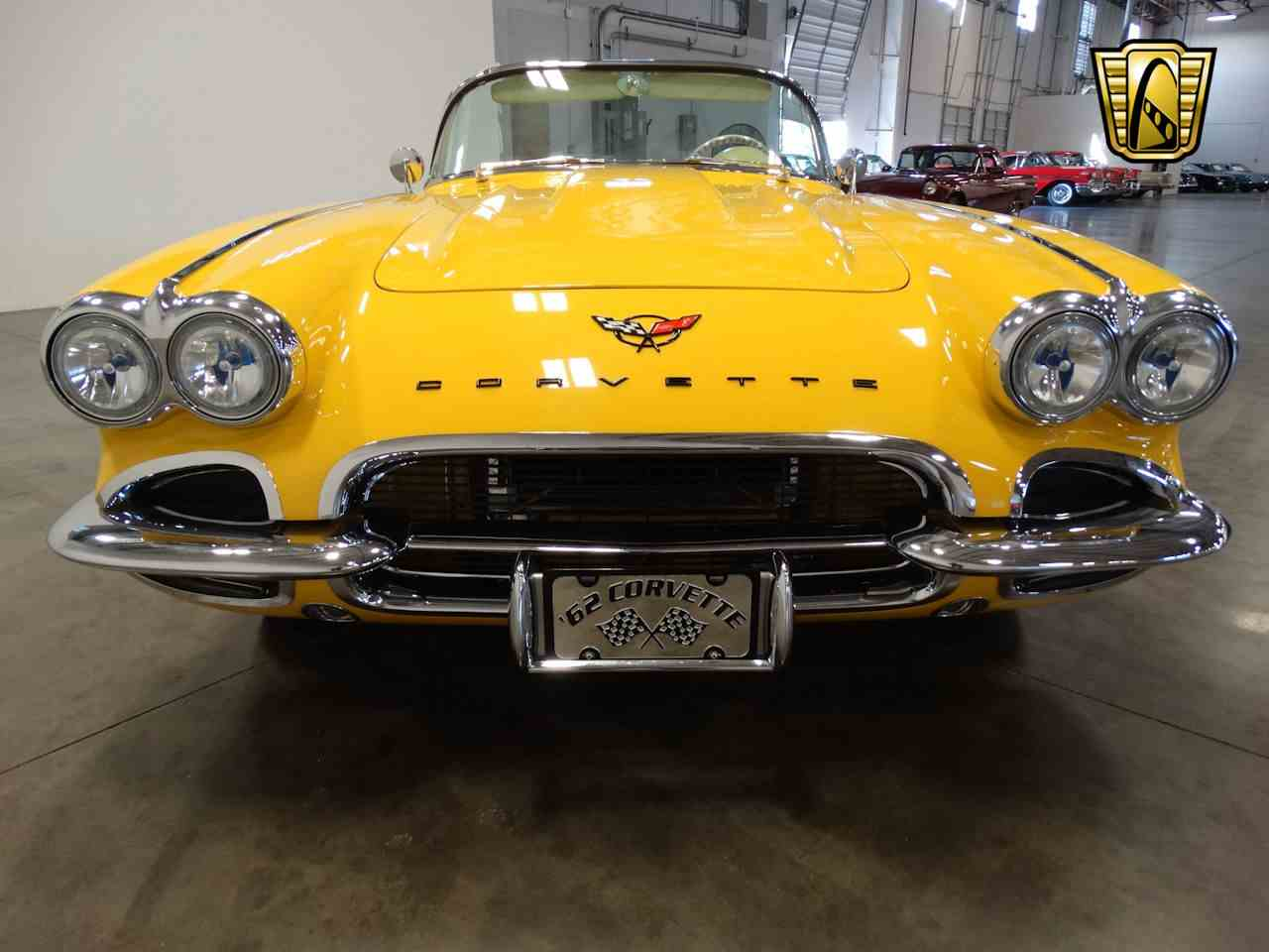 Large Picture of '62 Corvette - $210,000.00 Offered by Gateway Classic Cars - Nashville - M2LR