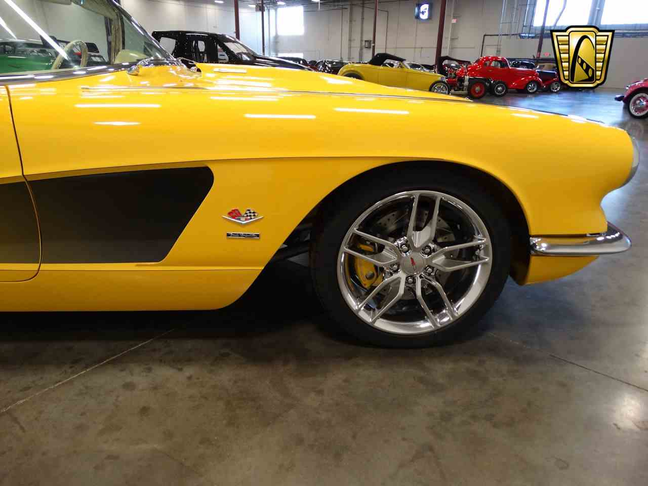 Large Picture of '62 Chevrolet Corvette located in Tennessee - $210,000.00 Offered by Gateway Classic Cars - Nashville - M2LR