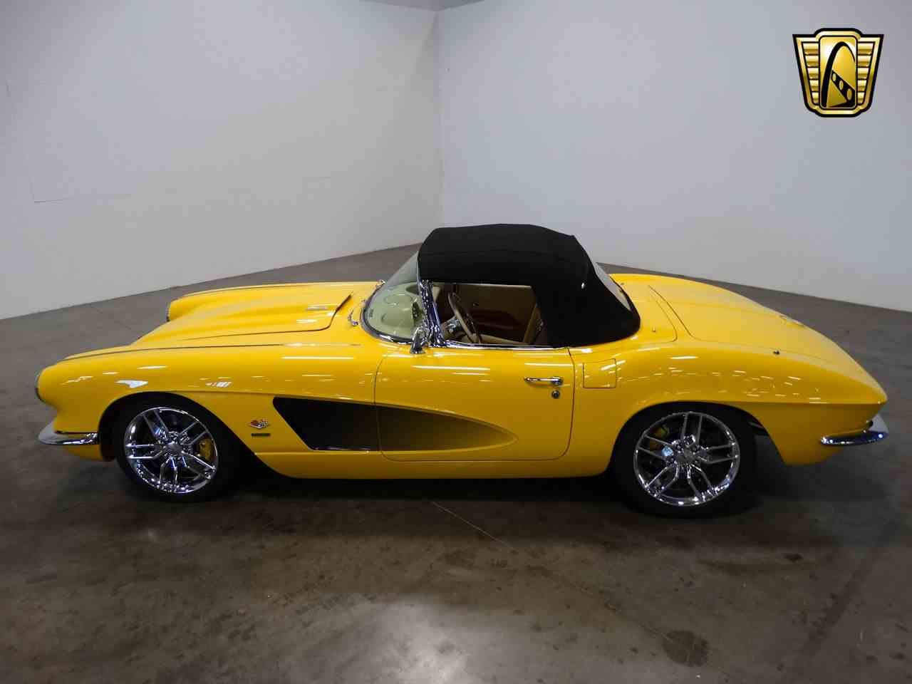 Large Picture of Classic '62 Chevrolet Corvette - $210,000.00 Offered by Gateway Classic Cars - Nashville - M2LR