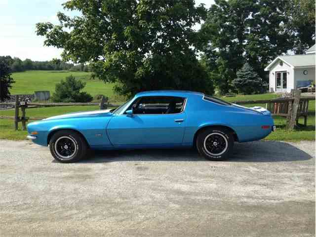 Classic Chevrolet Camaro For Sale On Classiccars Com