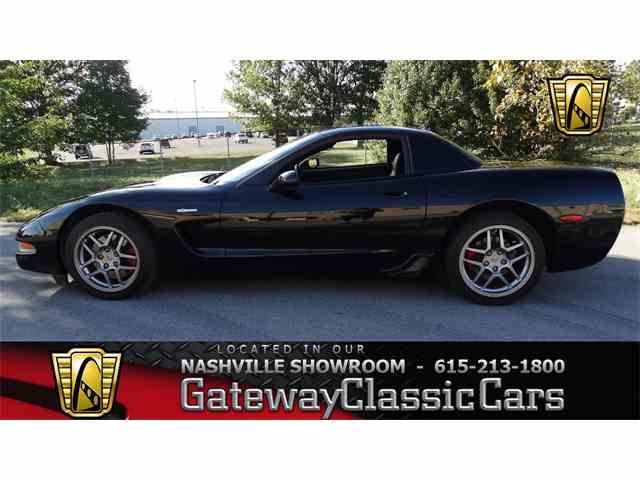 2001 Chevrolet Corvette | 1029813
