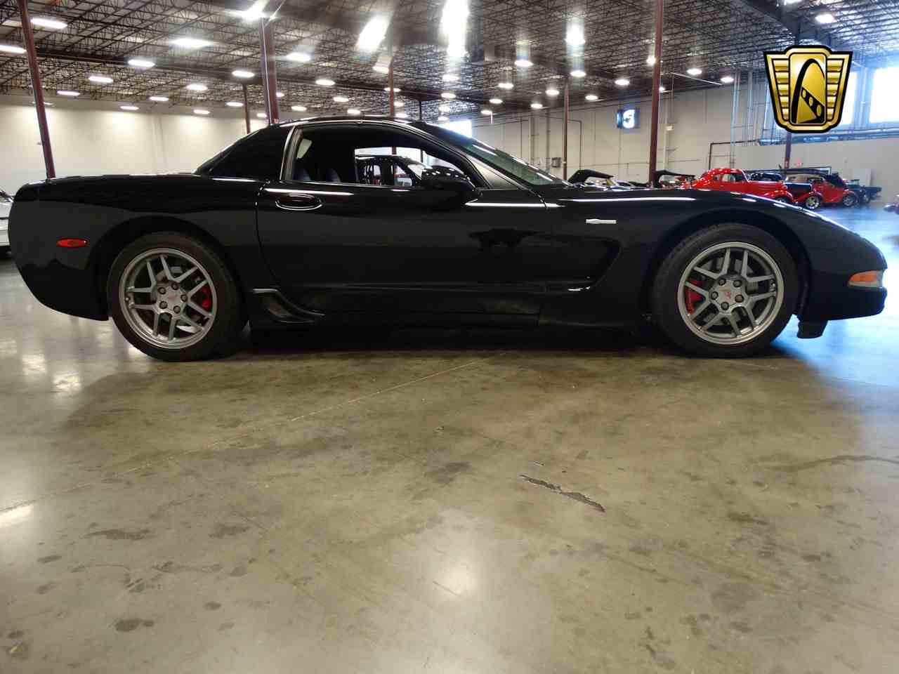 Large Picture of '01 Corvette Offered by Gateway Classic Cars - Nashville - M2LX