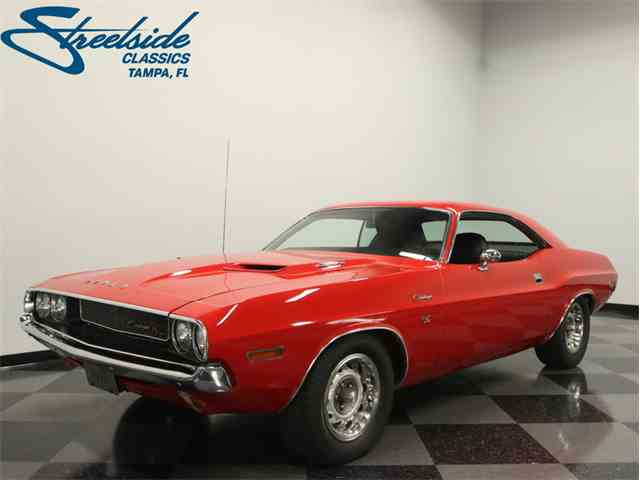 1970 Dodge Challenger RT 426 HEMI Tribute | 1029817