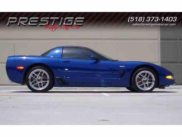 2003 Chevrolet Corvette | 1029825