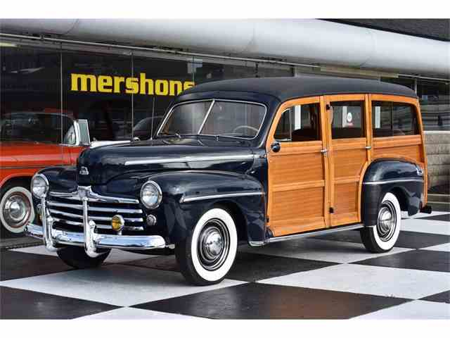 1948 Ford Woody Wagon | 1029839