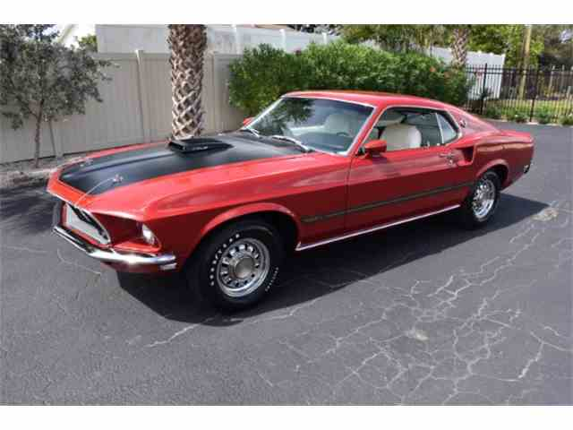 1969 Ford Mustang | 1029841