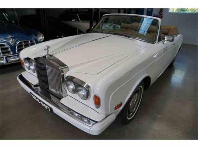 1976 Rolls-Royce Corniche | 1029845