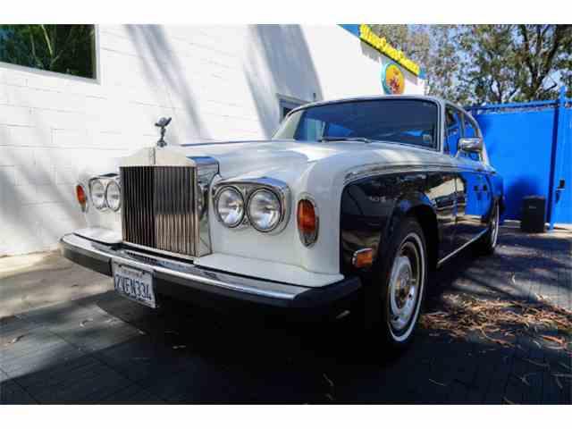 1980 Rolls-Royce Silver Shadow II | 1029846