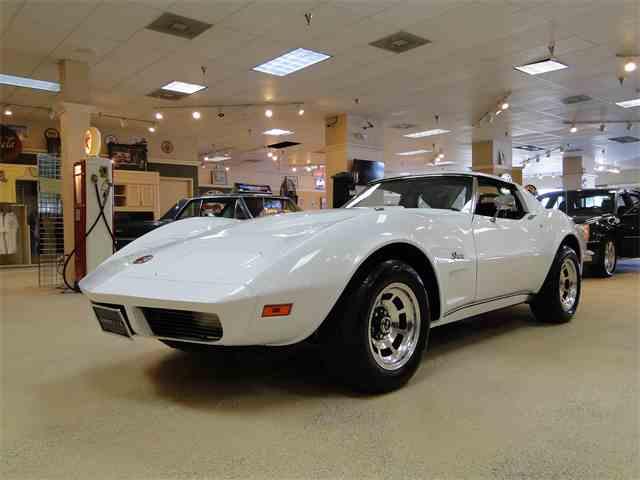 1973 Chevrolet Corvette   1029852